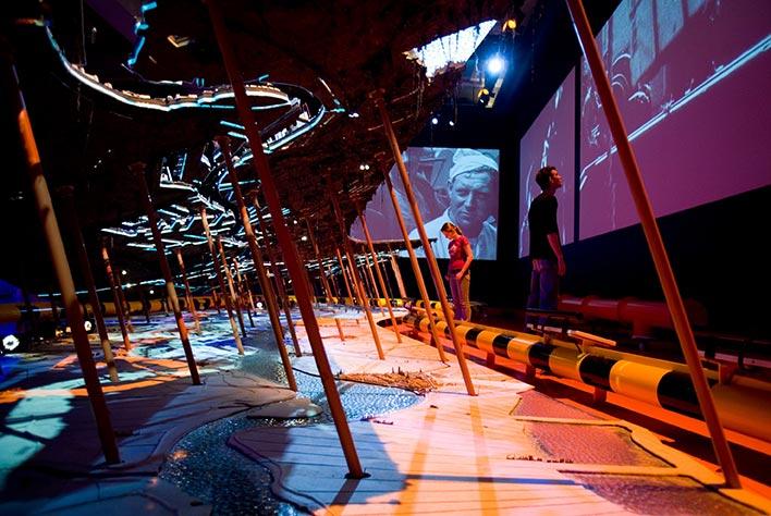 maritime museum - maritiem museum - splashtours