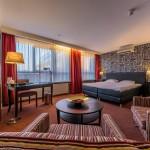 Hotel Rotterdam - splashtours-overnight stay