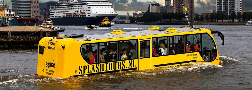 Meivakantie - Splashtours
